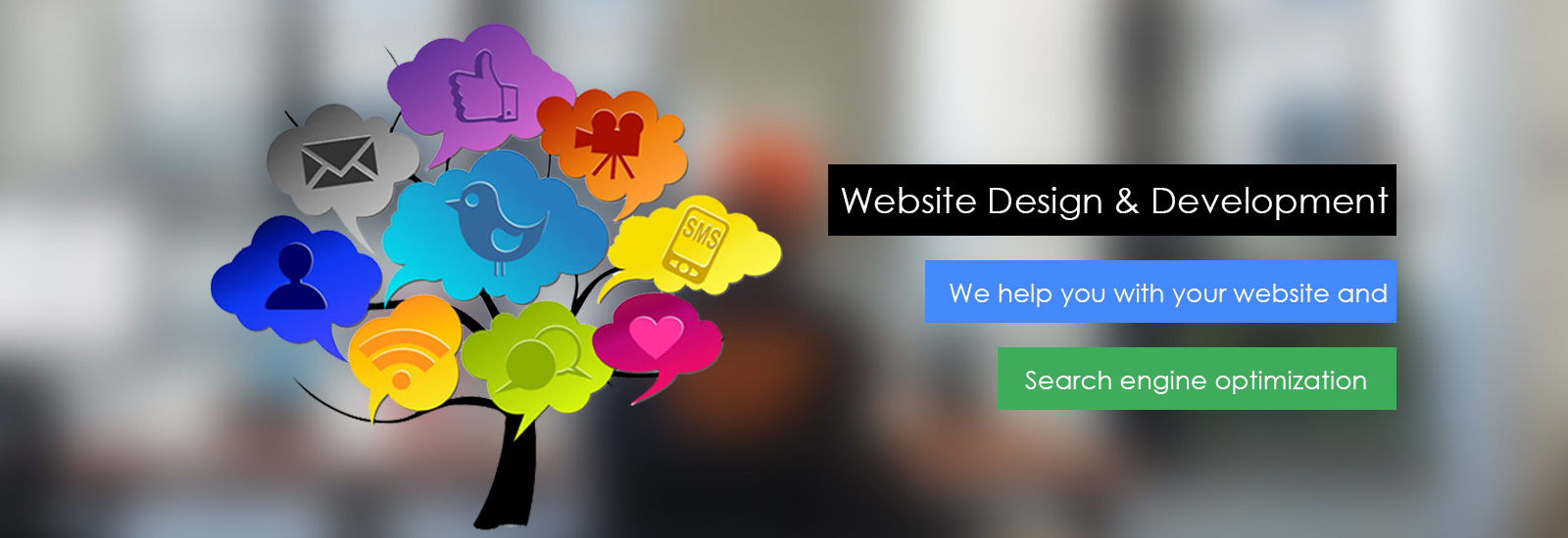 Barrie website design services