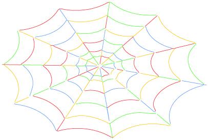 spider webs Barrie