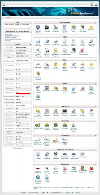 Barrie website hosting services