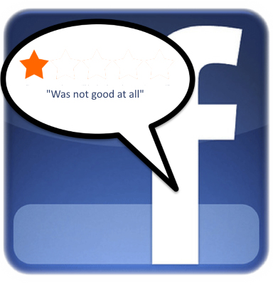 Barrie Remove Bad Facebook Page Reviews